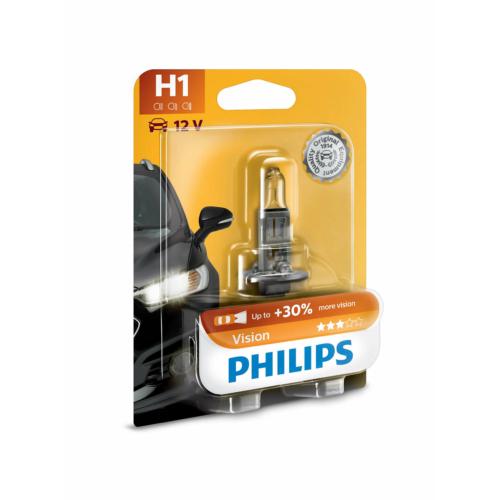 Philips H1 Vision 1 pcs