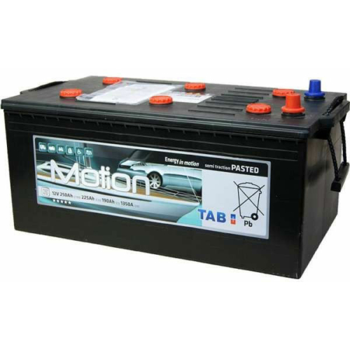 TAB Motion Pasted C20/225 C5/190 Ah