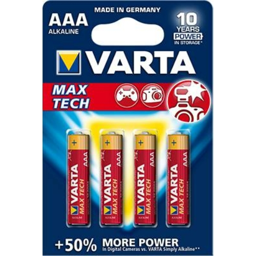 Varta Max Tech LR03/AAA elem