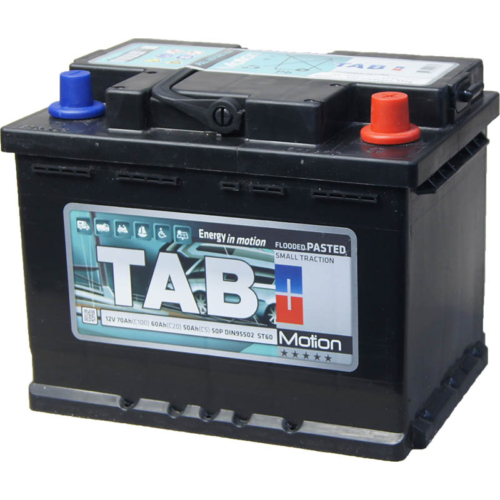 TAB Motion Pasted C20/60 C5/50 Ah