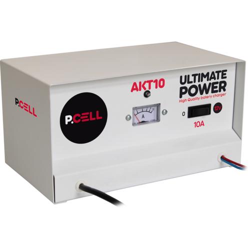 P.CELL AKT10 12V 10A akkumulátor töltő
