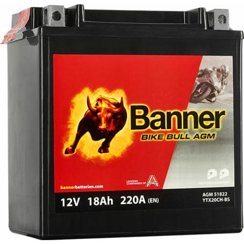 Banner YTX20CH-BS motorakkumulátor