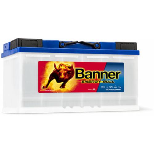 Banner Energy Bull K20/100 Ah K5/75 Ah meghajtó akkumulátor
