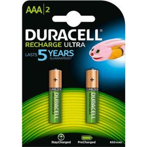 Duracell STAY CHARGED AAA 750 mAh tölthető elem