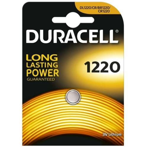 Duracell Lithium 1220 3V gombelem