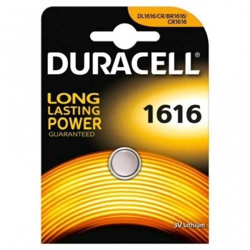 Duracell Lithium 1616 3V gombelem