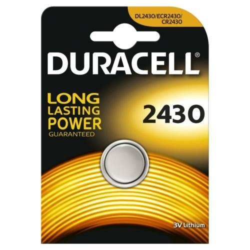Duracell Lithium 2430 3V gombelem