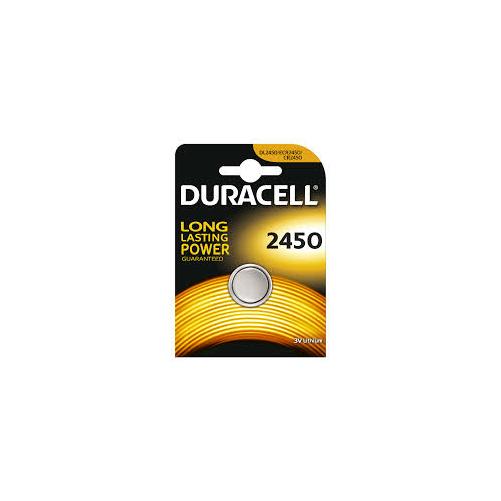 Duracell Lithium 2450 3V gombelem