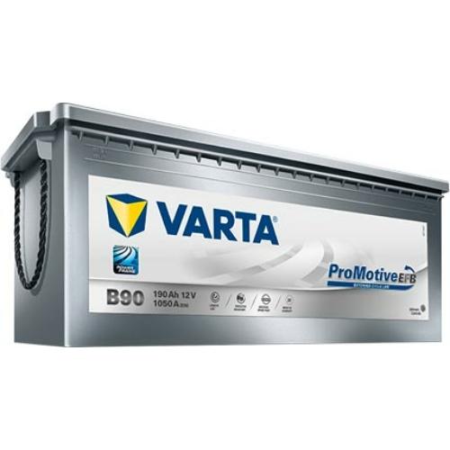 Varta Promotive EFB 190Ah 1050A (690500105 E652)