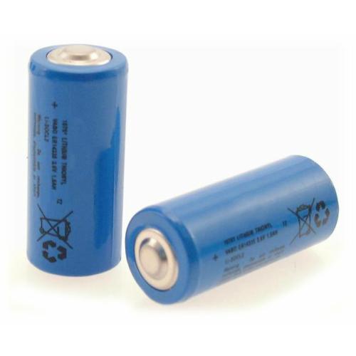 ER14335 2/3AA 3,6V akkumulátorcella