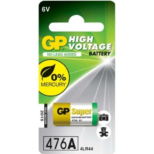GP High Voltage 476A/4LR44 elem