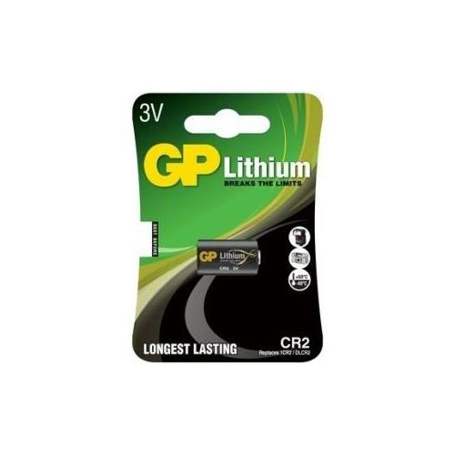 GP Photo Lithium CR2 3V elem