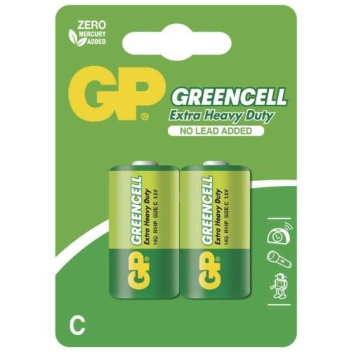 GP Greencell R14/C elem
