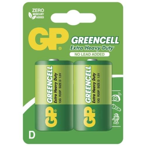 GP Greencell R20/D elem