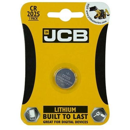 JCB 2025/1 LITHIUM 3V gombelem