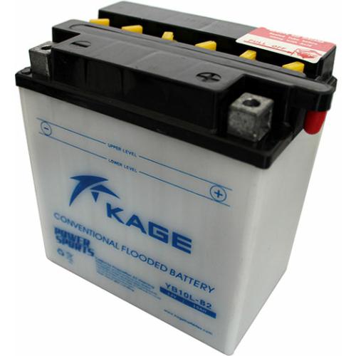 KAGE Conventional YB10L-B2 12V 10Ah 140A motorakkumulátor