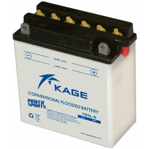 KAGE Conventional YB5L-B 12V 5Ah 50A motorakkumulátor