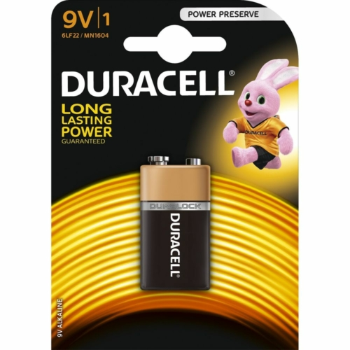 Duracell Plus Power 6LR61/9V elem