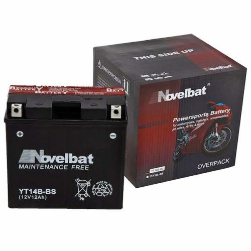 Novelbat YT14B-BS (AGM)