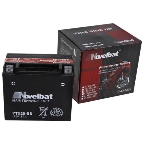 Novelbat YTX20-BS (AGM)