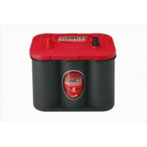 Optima Red Top 12V 50Ah 815A S-4.2 akkumulátor (8022500008882)