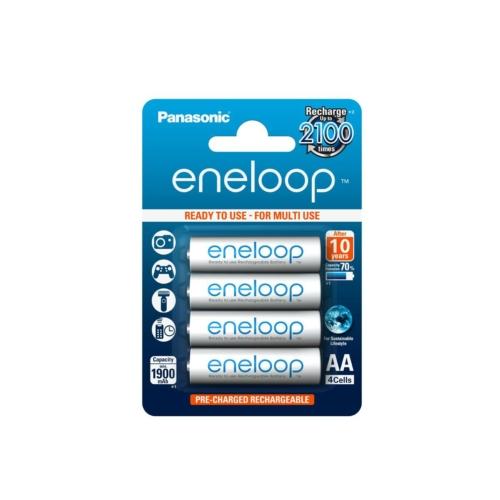 Panasonic Eneloop AA 1900 mAh tölthető elem