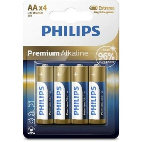 Philips Premium Alkaline LR6/AA elem