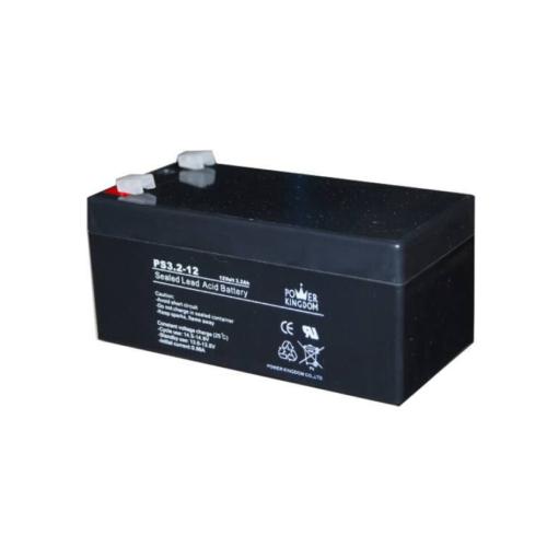Power Kingdom 12V 3,2Ah VRLA akkumulátor