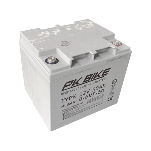 PK Bike 12V 50Ah VRLA deep cycle akkumulátor