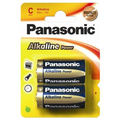Panasonic Bronze Power LR14/C elem