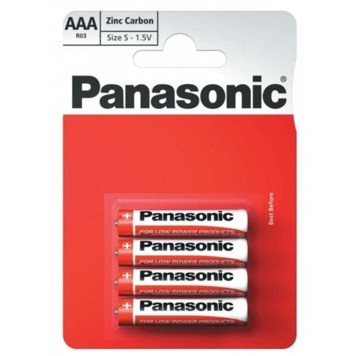 Panasonic Special Power R03/AAA elem