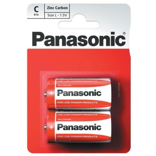 Panasonic Special Power R14/C elem