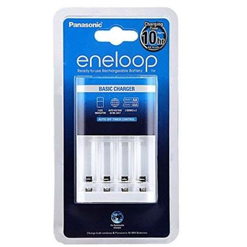 Panasonic Eneloop töltő (BQ-CC51E)