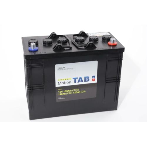 TAB Motion Tubular C20/140 C5/120 Ah