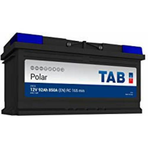TAB Polar 92Ah 850A B+