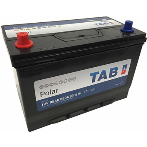 TAB Polar 95 Ah 850A Asia B+