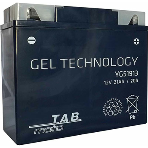 TAB Moto Gel 51913 motorakkumulátor