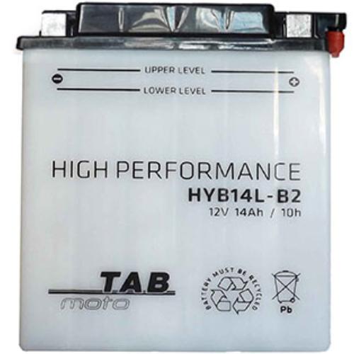 TAB Moto YB14L-B2 12V 14Ah 135A motorakkumulátor