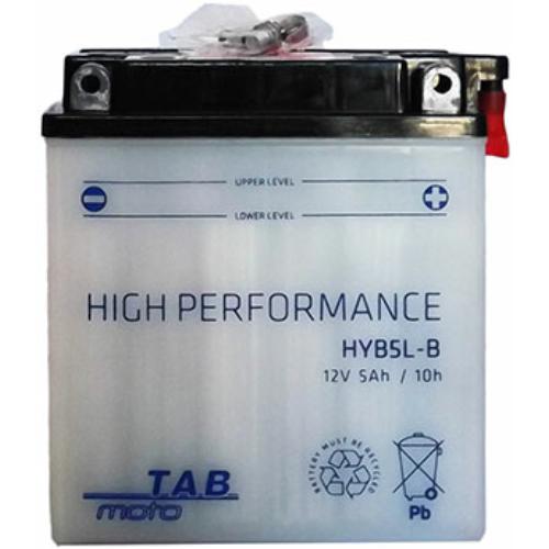 TAB Moto YB5L-B motorakkumulátor