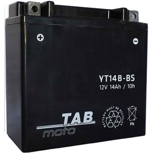 TAB Moto AGM YT14B-BS 12V 11,5Ah 135A motorakkumulátor