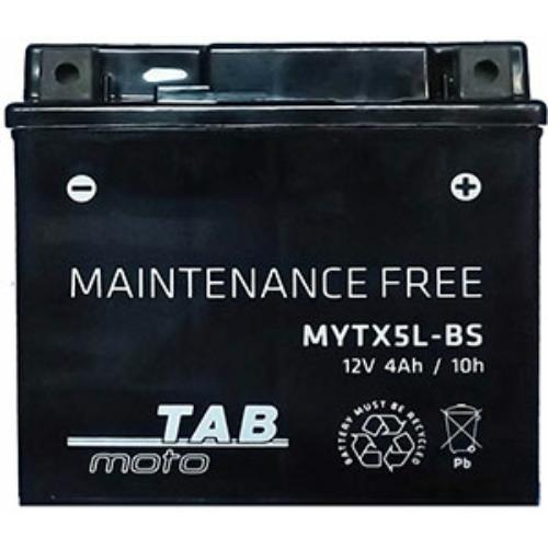 TAB Moto AGM YTX5L-BS motorakkumulátor