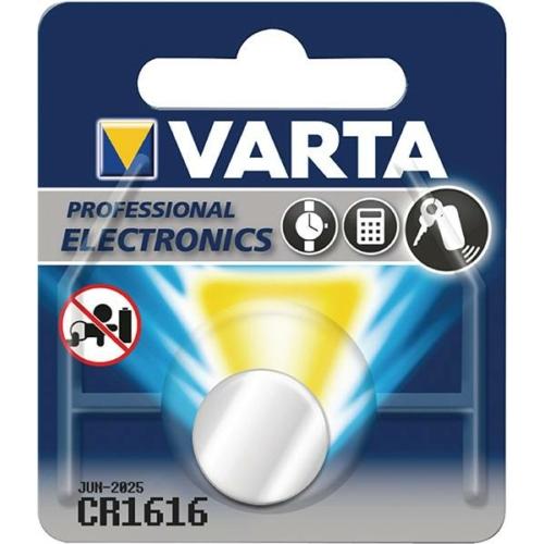 Varta Lithium 1616 3V gombelem