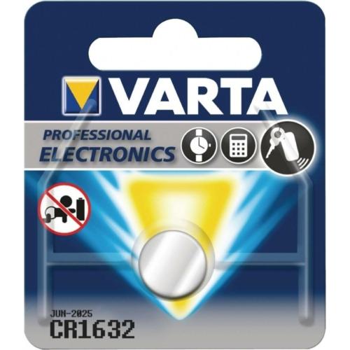 Varta Lithium 1632 3V gombelem