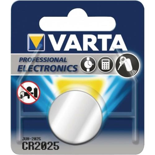Varta Lithium 2025 3V gombelem