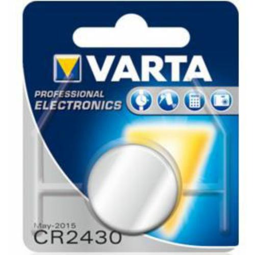 Varta Lithium 2430 3V gombelem