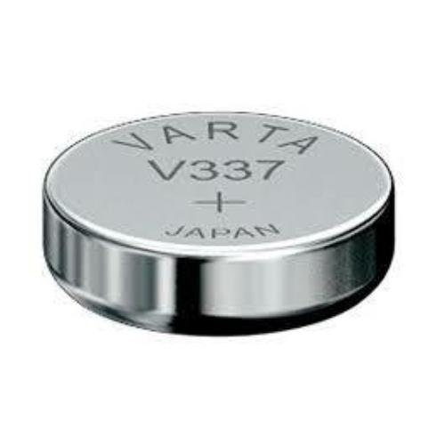 Varta Silver Oxide 337/SR416 1,5V gombelem
