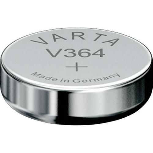 Varta Silver Oxide 364/SR60/SR621 1,5V gombelem