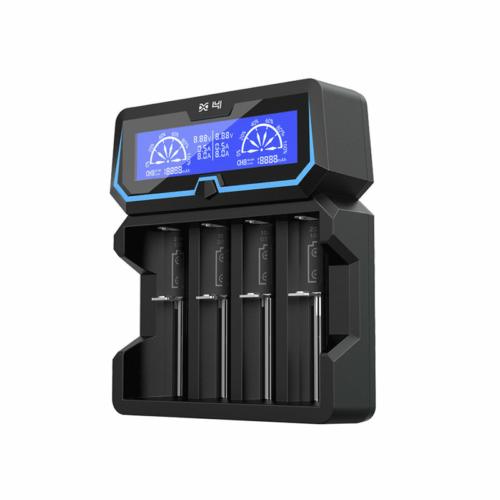 XTAR X4 LI-ION univerzalis töltő 1A
