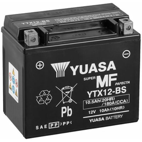 Yuasa YTX12-BS motorakkumulátor