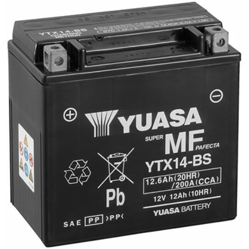 Yuasa YTX14-BS motorakkumulátor